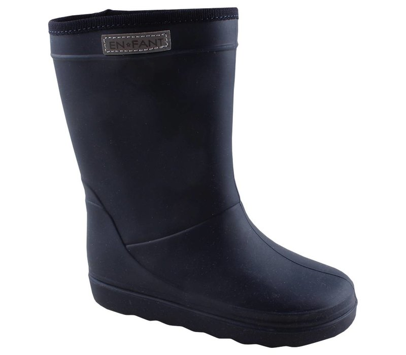 Triton Rain Boot  Navy