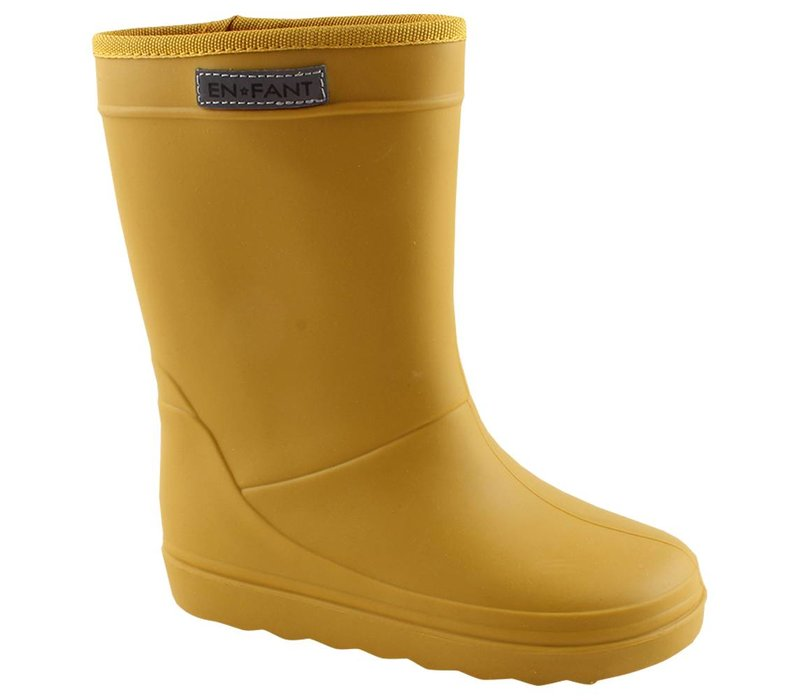 Triton Rain Boot Yellow