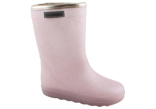 En Fant Triton Rain Boot Rose Gold