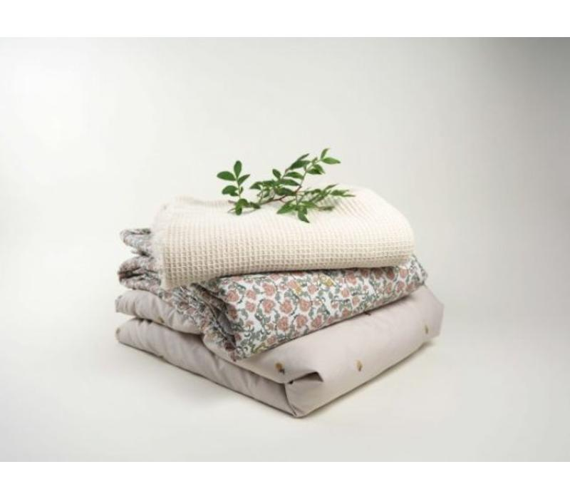 Floral Vine Filled Blanket