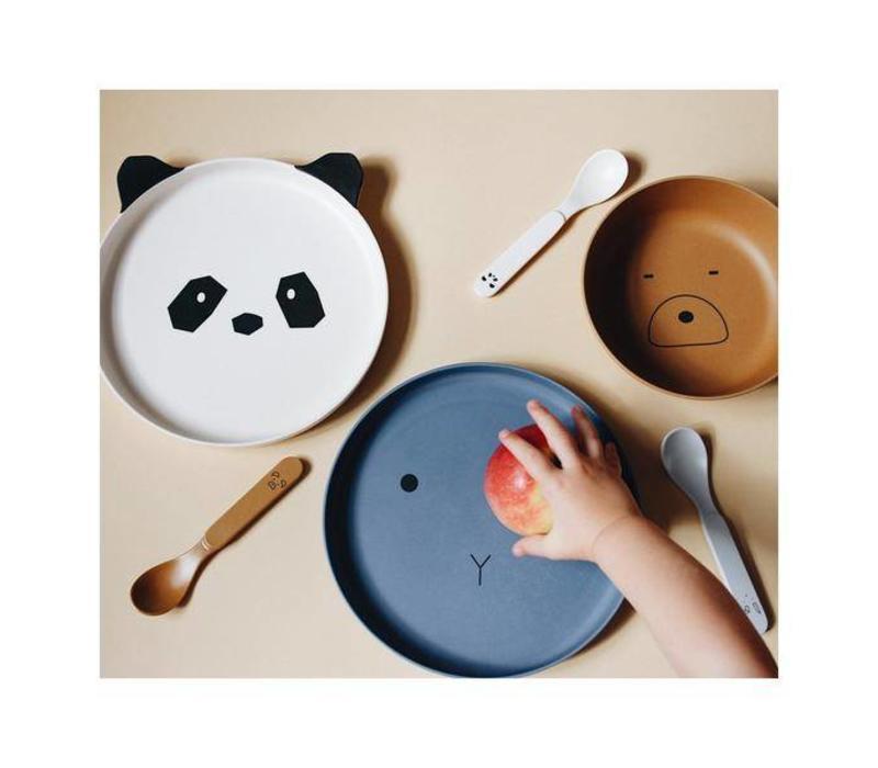 Barbara bamboo baby set Panda creme de la creme