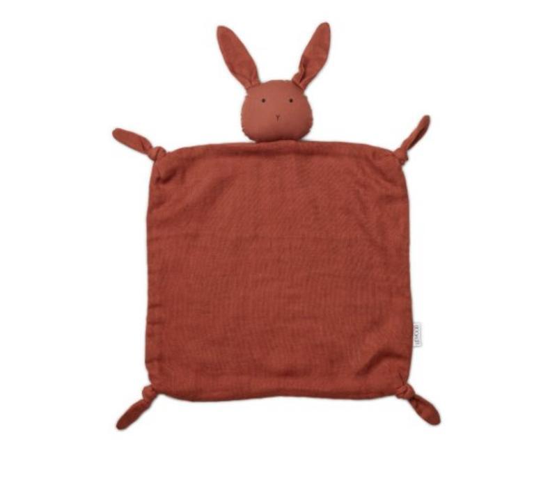 Agnete cuddle cloth Rabbit rusty