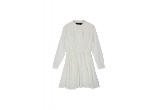 Designers Remix Girls LR Derrek Shirt Dress, Cream