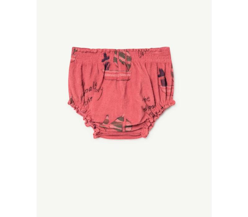 TOADS BABIES CULOTTE  RED SHIPS