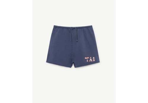 The Animals Observatory HEDGEHOG KIDS SHORTS  BLUE TAO