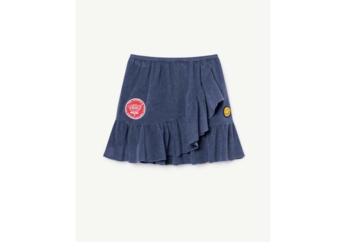 The Animals Observatory MANATEE KIDS SKIRT  BLUE