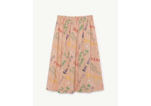 The Animals Observatory BLOWFISH KIDS SKIRT  TOASTED ALMOND