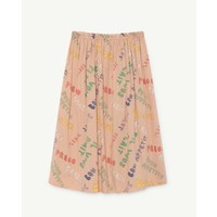 BLOWFISH KIDS SKIRT  TOASTED ALMOND