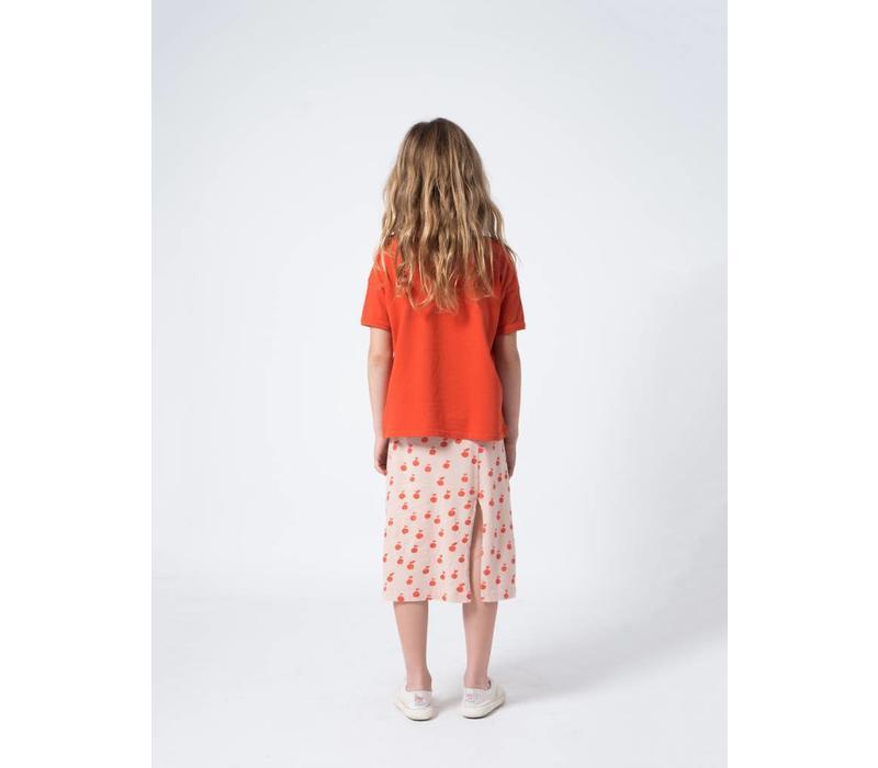 Apples Pencil Skirt