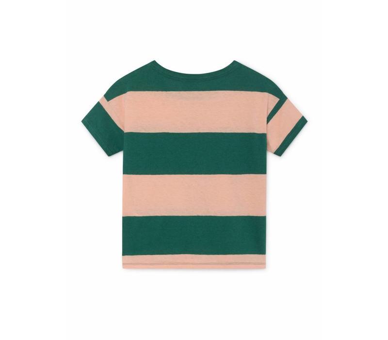 Bees Linen T-Shirt