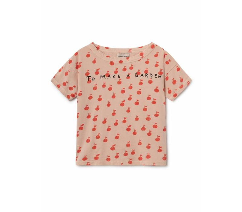 Apples Short Sleeve T-Shirt