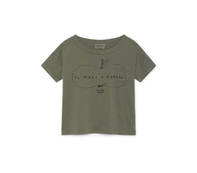 Ant and Apple Short Sleeve T-Shirt