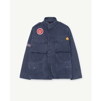 MASTIFF KIDS JACKET  BLUE LANDSCAPE