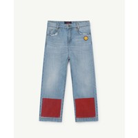 ANT KIDS PANTS  INDIGO COLOR