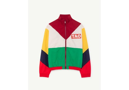 The Animals Observatory FOX KIDS JACKET  MULTICOLOR TAO