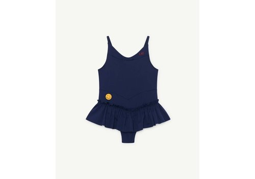 The Animals Observatory CLOWNFISH KIDS SWIMSUIT  NAVY BLUE TAO