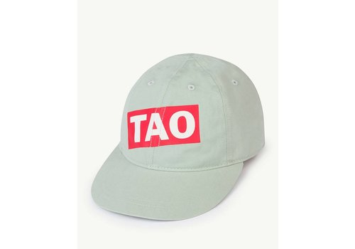 The Animals Observatory HAMSTER KIDS ONESIZE CAP  MILITARY GREEN TAO