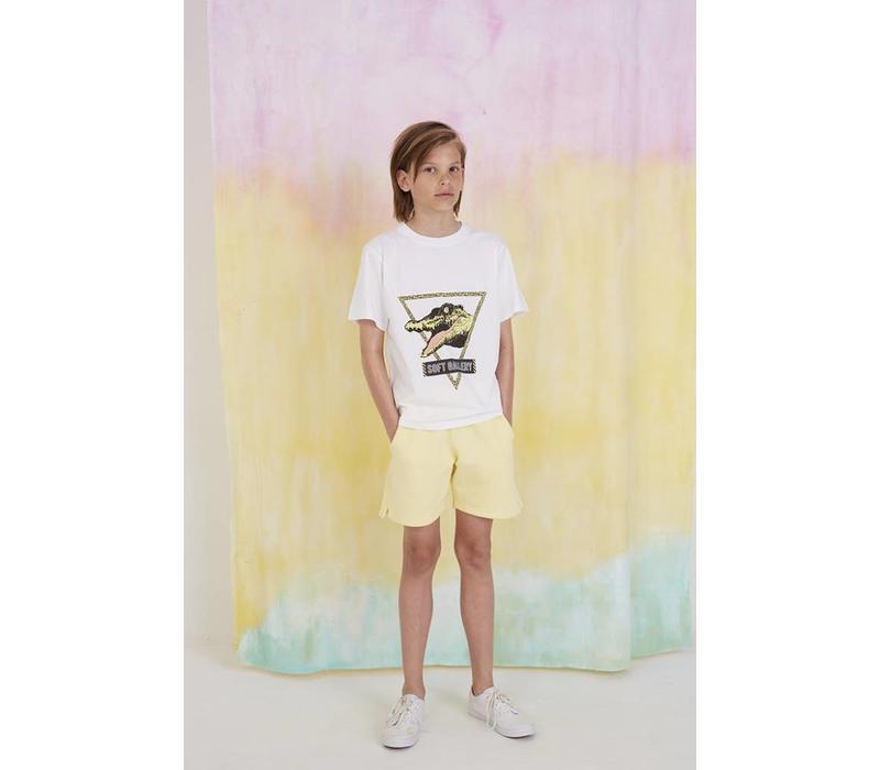Asger T-shirt White, See Ya