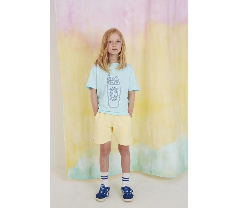 Asger T-shirt Blue Tint, Bluesoda