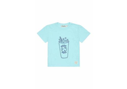 Soft Gallery Asger T-shirt Blue Tint, Bluesoda