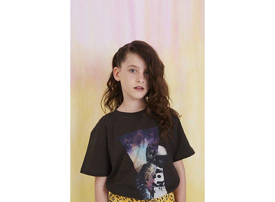 Asger T-shirt Peat, Spaceman