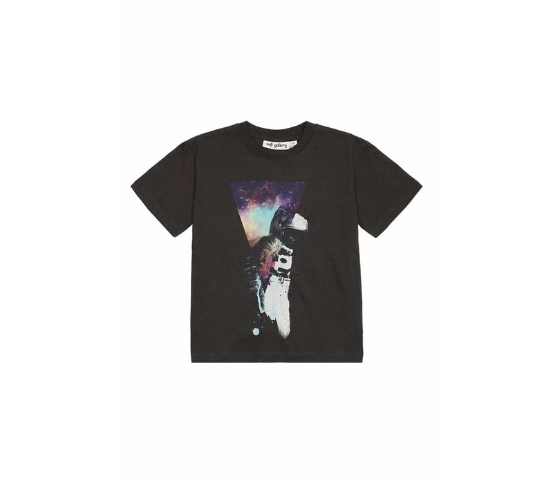 Asger T-shirt Peat, Spaceman
