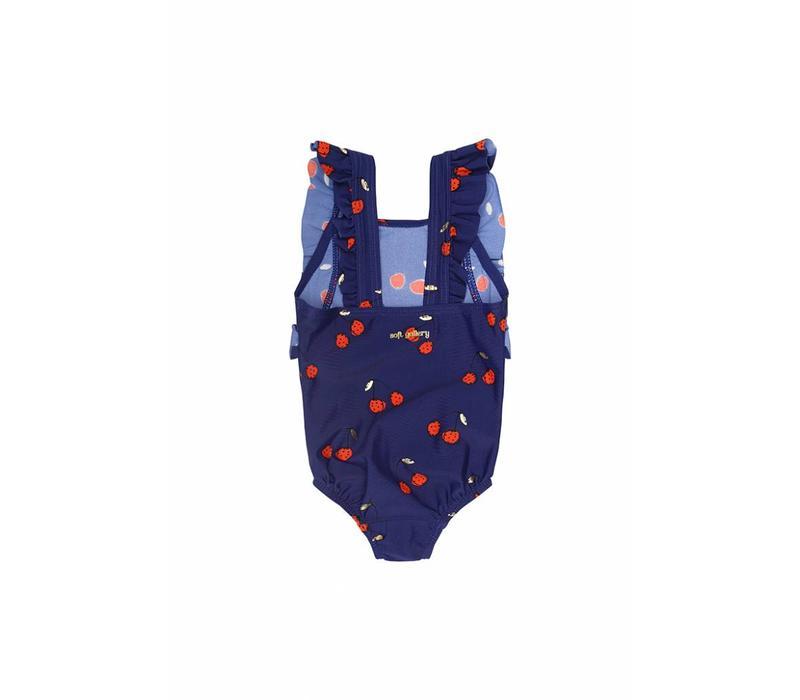 Baby Ana Swimsuit Blueprint, AOP Cherish Swim