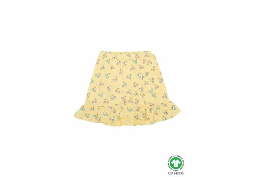 Soft Gallery Dakota Skirt French Vanilla, AOP Cherish