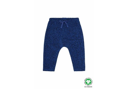 Soft Gallery Hailey Pants True Blue, AOP Leospot