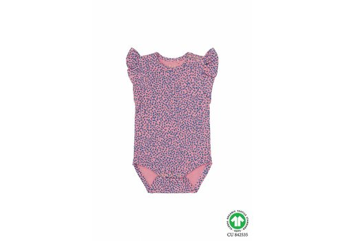 Soft Gallery Frida Body Pink Icing, AOP Leospot
