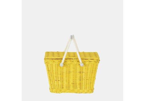 Olli Ella PIKI BASKET yellow