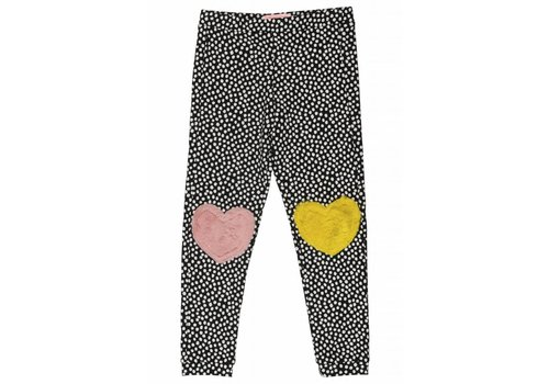 Wauw Capow by BANGBANG Copenhagen Sweet Knees Black with white dots