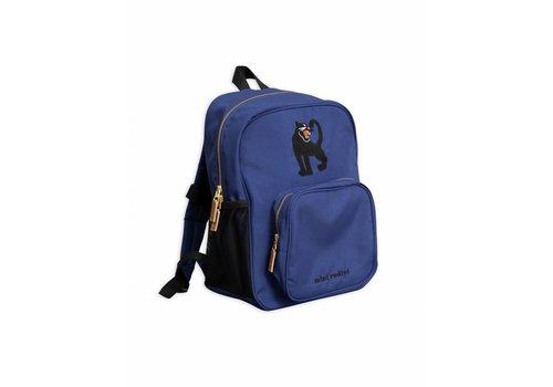 Mini Rodini Panther School Bag Blue