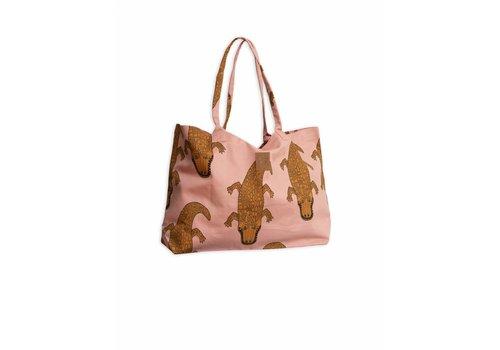 Mini Rodini Crocco Beachbag Pink