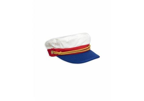 Mini Rodini Skipper Hat Offwhite