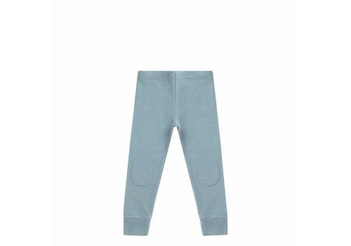 MINGO Legging rib Smoke blue