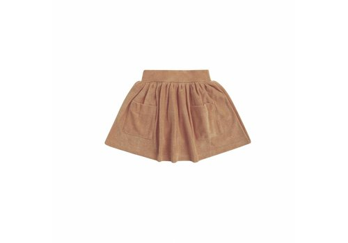 MINGO skirt-toasted-nut