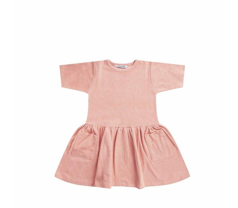 Dress Peach pink