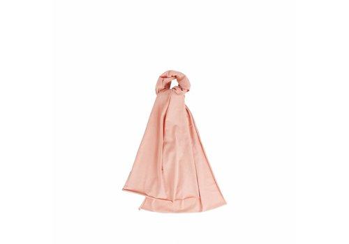MINGO scarf-peach-pink