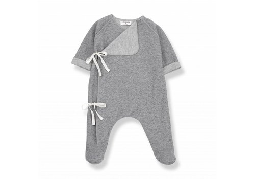 1 + More in the Family NORMA jumpsuit grey