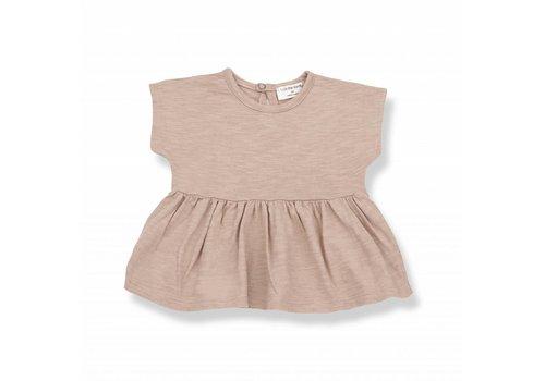 1 + More in the Family AROA blouse argila