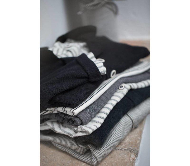 LUCA  t-shirt off-white/black