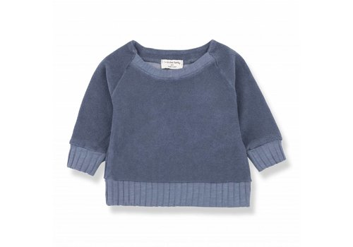1 + More in the Family ETIENNE sweatshirt indigo