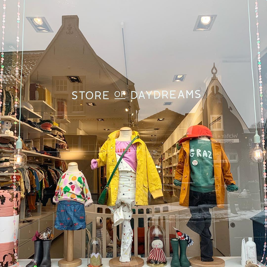 Kinderkleding Winkel Te Koop.Winkel Laren Store Of Daydreams