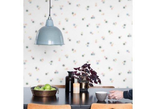 Sandberg Wallpaper Wallpaper Oscar Grey // Familj