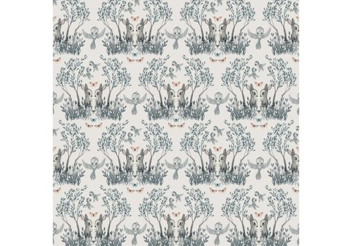 Jimmy Cricket Wallpaper Mighetto Garden Barley Beige