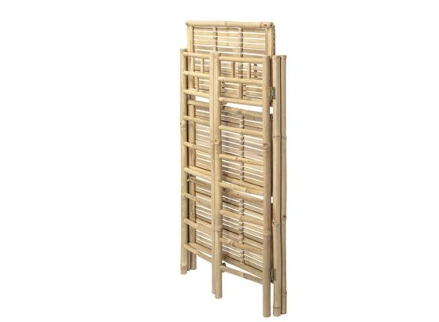 Bookcase, Nature, Bamboo