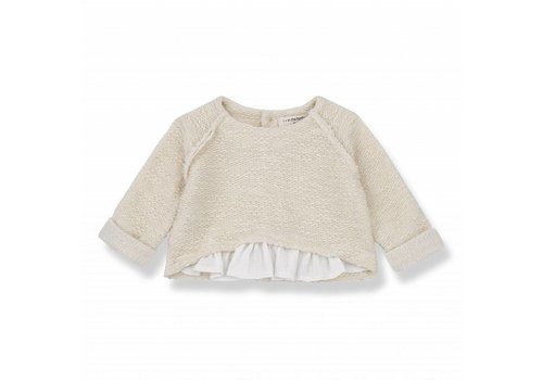1 + More in the Family JUTTA  sweatshirt natural