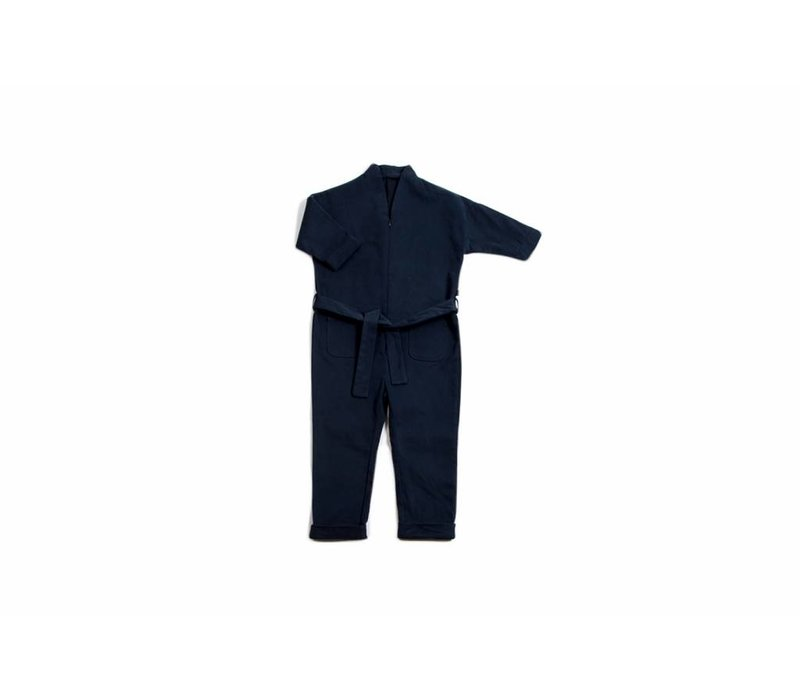 Indigo Painter's Overall