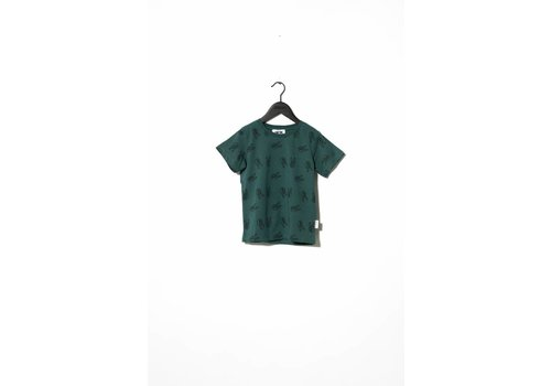 Sometime  Soon Willow T-shirt Green